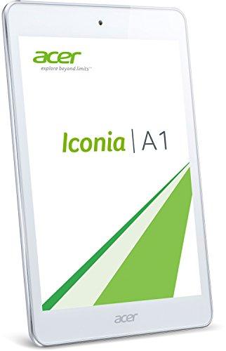 Acer Iconia A1-830 20,1 cm (7,9 Zoll) Tablet-PC (Intel Atom Z2560, 1,6GHz, 1GB RAM, 16GB eMMC, Android 4.2) weiß