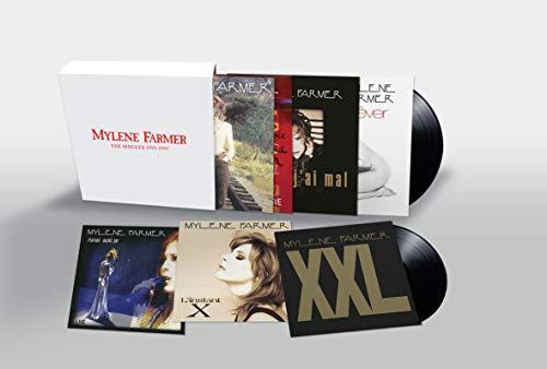 The Singles 1995 - 1997 [Coffret 7 Vinyles 45Tours Simple- Tirage Limité]