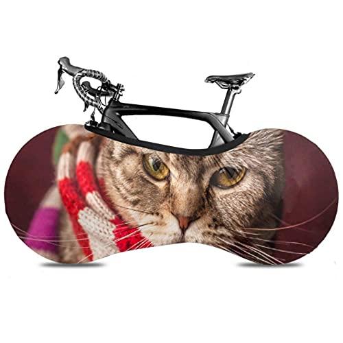 Cubierta de rueda de bicicleta Serious Scottish Fold Cat Buf