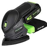 GALAX PRO Levigatrice Mouse 20V Levigatrice di Precisione Ricaricabile con Batteria 1.3Ah ...