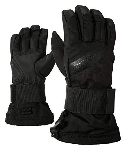 Ziener Kinder MIKKS AS JUNIOR glove SB Snowboard-Handschuhe / Wintersport   wasserdicht, atmungsaktiv