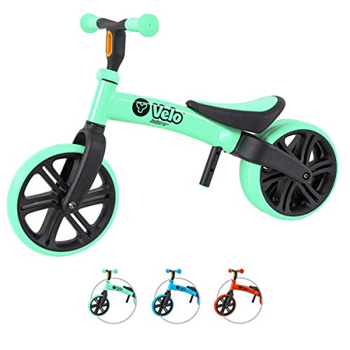 YVOLUTION Yvelo Junior Balance Bike - Verde