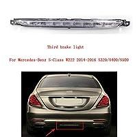 AL サード ブレーキ ライト LED 3RD ストップ ランプ リア テール ライト A2229060048 対応車種: メルセデスベンツ Sクラス W222 AL-KK-4709