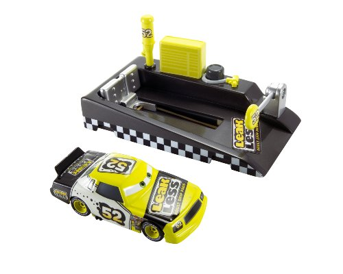 Cars Pit Race-Off Leakless Launcher