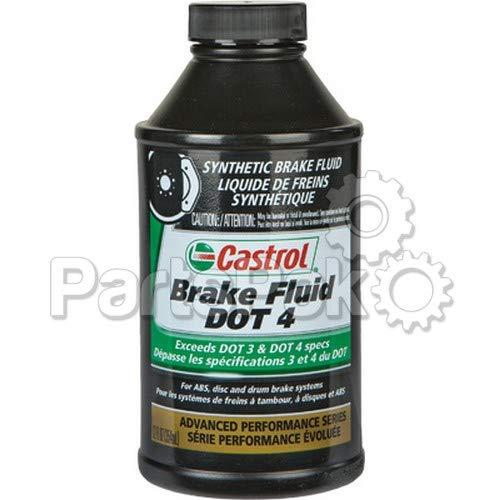 Castrol 12509 Castrol Brake Fluid 12 Oz