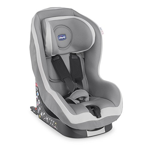 Chicco Kinderautositz Go One Isofix, Gr. 1, Moon