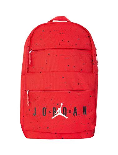 Jordan Air Splatter Backpack (One Size, Wolf Grey)