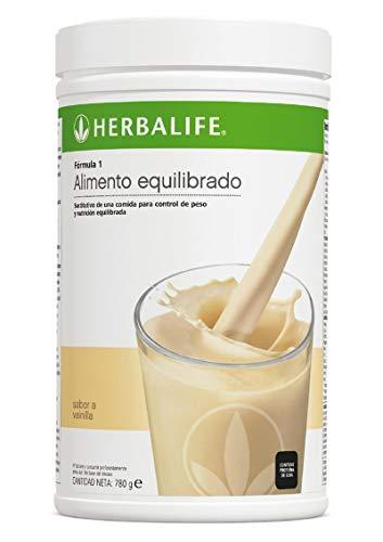 Herbalife batido F1 crema de vainilla 780 g