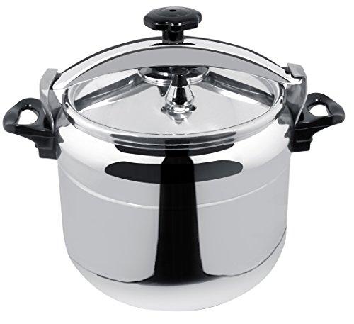 4. Mejor olla de 15 litros: Magefesa Olla a presión 15  L y 33 cm de diámetro
