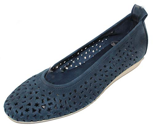 Arche Lilly Navy/White Soles 38 (US Women's 7) M