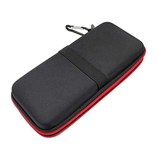 GROOMY Power Protection Cover, Protective Case Carrying Storage Bag EVA Cover Shockproof Waterproof for Anker Astro E7 6800mAh E6 20800mAh PowerCore 20100 Portable Charger External Battery Power Bank