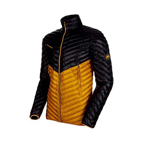 Mammut Herren Chaqueta Broad Peak Light In Hombre Jacket, schwarz/golden, M