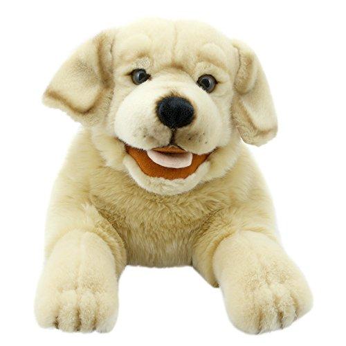 Playful Puppies Yellow Labrador