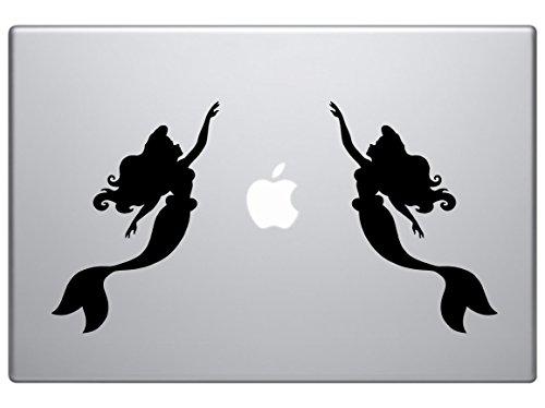 YourChoiceDecals Ariel- Die kleine Meerjungfrau, 15,2 cm, Vinyl-Aufkleber für Auto, LKW, Disney