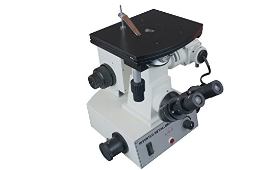 Radical 40-600x Inverted Metallurgical Metallography Material Science Reflected Light Microscope
