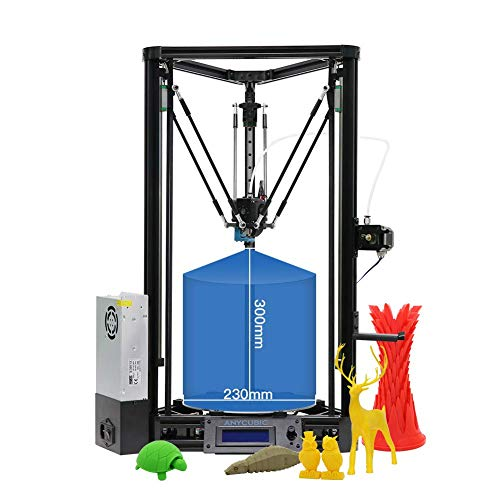 Anycubic – Kossel (Auto-Level Linear Plus Version) - 5