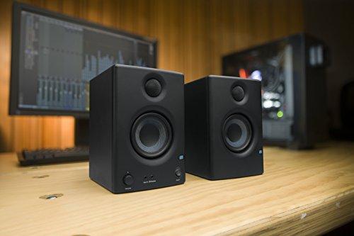 PreSonus Eris E3.5 2-Way Active Speakers/Professional Desktop Speakers (Pair)