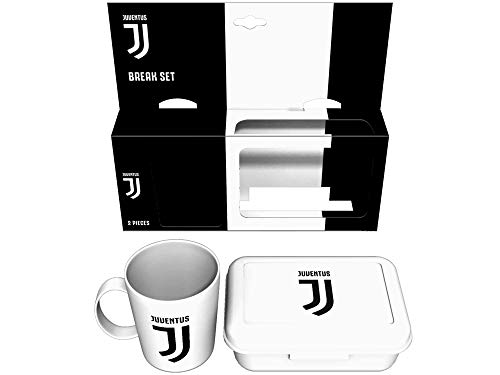 Tasse und Brotdose Juventus