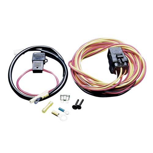 Spal Fan Harness With Relay (40 Amp)