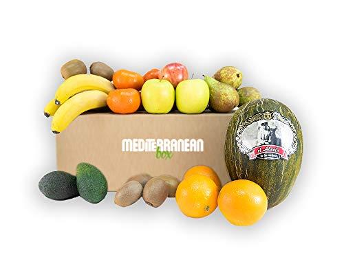 Caja de fruta fresca de temporada 9kg