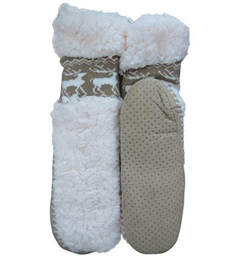 Sockswear Teddy Hüttensocken braun 35-38