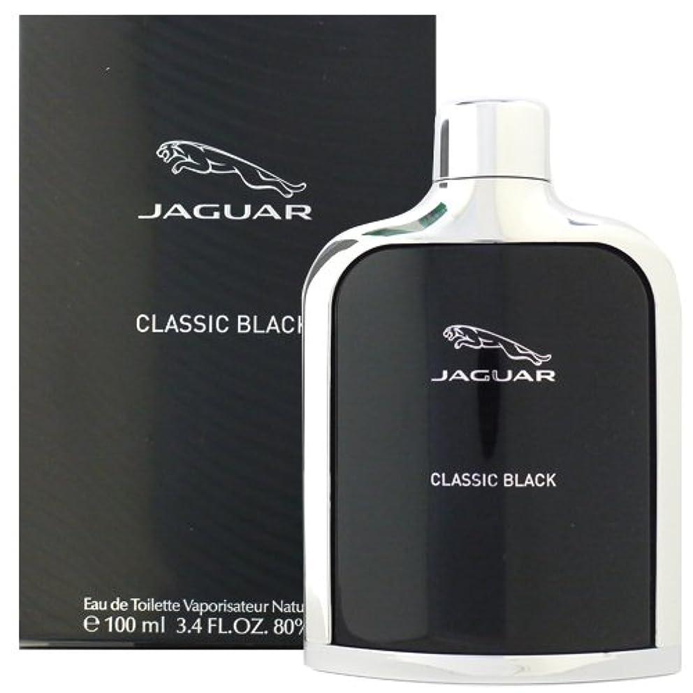 アクセントブローアーティストジャガー JAGUAR クラシック ブラック EDT SP 100ml