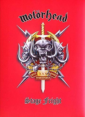 Motörhead - Stage Fright [2 DVDs]