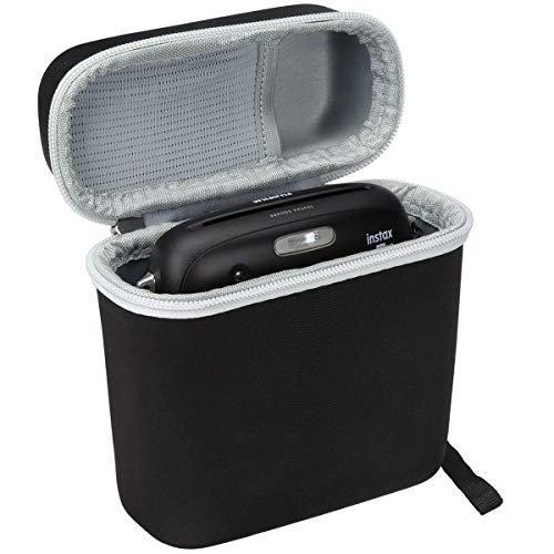 Aproca Hart Schutz Hülle Reise Tragen Etui Tasche für Fujifilm Instax Square SQ 10 SQ 20 Hybride Sofortbildkamera (Black)