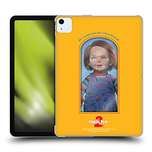 Official Child's Play Good Guys Toy Box II Key Art Hard Back Case Compatible for Apple iPad Air (2020)