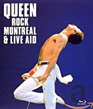 Queen - Rock Montreal + Live Aid [Reino Unido] [Blu-ray]