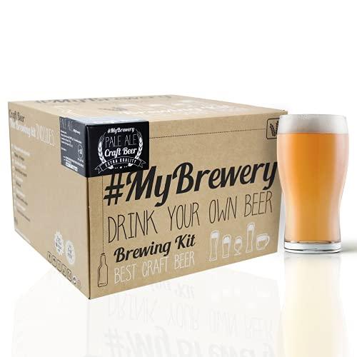 #Cervezanía Kit de Brassage...