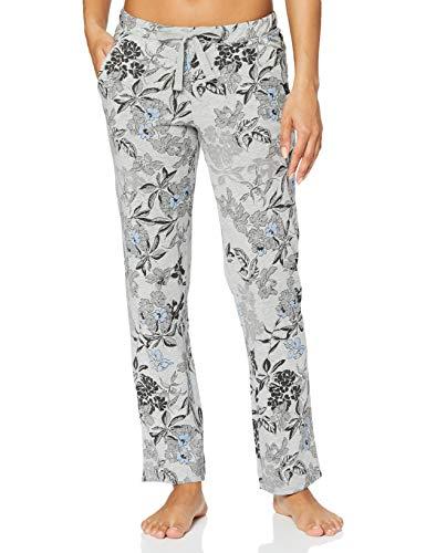 Marc O'Polo Body & Beach Mix W-Pants Pantalón de Pijama, Gr/Mel, L para Mujer