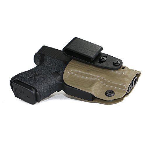 FoxX Holsters 'Deluxe Trapp All Kydex IWB Holster - Glock...