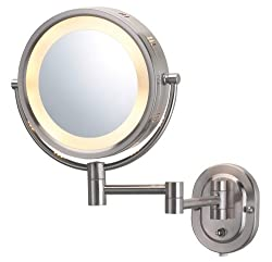 Best Wall Mounted Shaving Mirror With Lights - Buyers' Guide 2