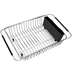 expendable dish drying racks