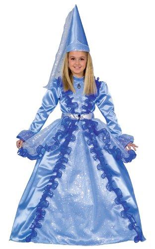 Dress Up America Costume de fée bleue fille