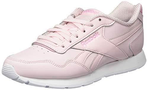 Reebok Royal Glide, Zapatillas de Trail Running Mujer, Rosa (Porcelain Pink/Pink/White 000), 38.5 EU