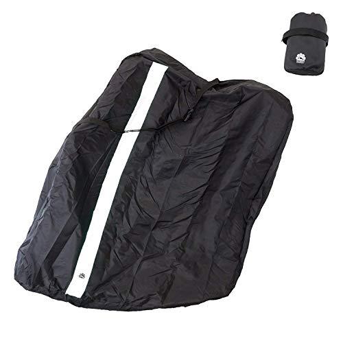 GORIX GX-Ca4 Fahrrad-Reisetasche / Transporttasche für Rennräder, Mountainbikes, Weiß