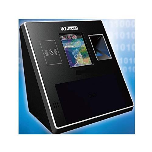 Unbekannt Präzise Fingerabdruck-Zugriffskontrolle Maschine Gesichtsgesichtserkennung biometrische Fingerabdruck-Zeit-Anwesenheits-Uhr USB Dauerhaft