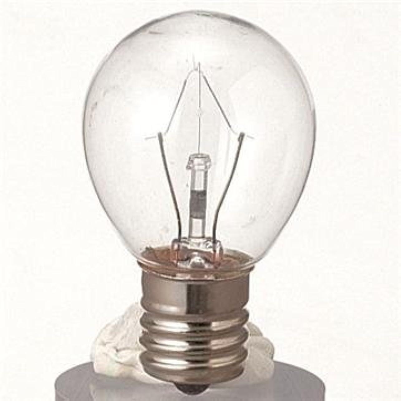 呪われた十年仲良し生活の木 アロマランプL用 電球[25W]