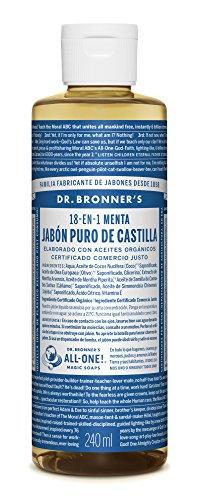 Limpiador De Brochas Organic marca Dr. Bronner's