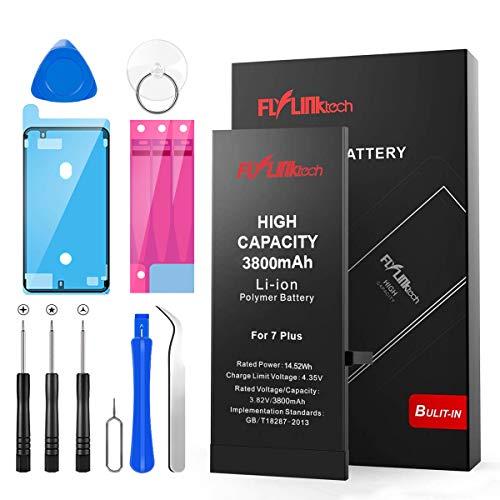 Batería para iPhone 7 Plus 3800mAH con 31% más de Capacidad Que...