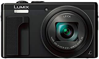 Panasonic LUMIX DMC-TZ80, 18.1 MP, 4K, 30X, Digital Travel Camera, Black