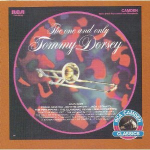 Audio CD One & Only Tommy Dorsey Book