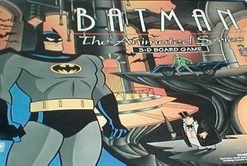 mejor calidad Batman The Animated Series 3-D Board Game by Parker Brojohers Brojohers Brojohers  entrega rápida
