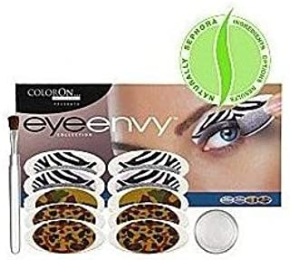 Color On Professional Eye Shadow Eye Envy Exotic Kit