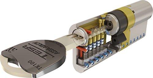 Tesa Assa Abloy TK153030L - Cilindro de Alta Seguridad,