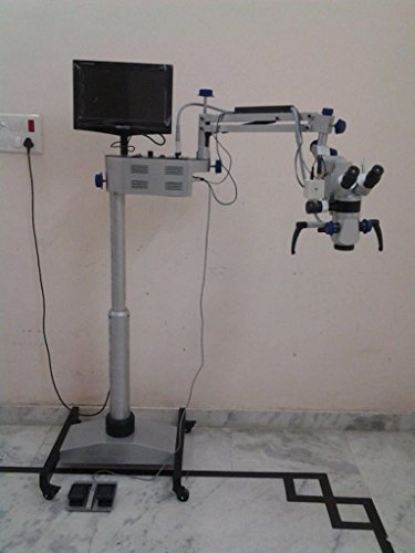 MG Scientific ENT Operating Microscope 5 Step LCD, Camera, Motorized 00000003