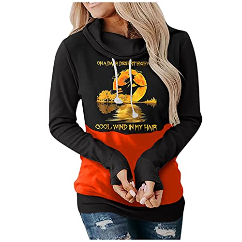 Long Sleeve Blouse for Women's Cute Long Sleeve Tops Casual Loose Tunic Shirt Fall Clothes