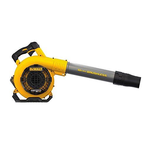 DEWALT FLEXVOLT 60V MAX Blower, Brushless, Handheld, 3-Ah Battery (DCBL770X1)